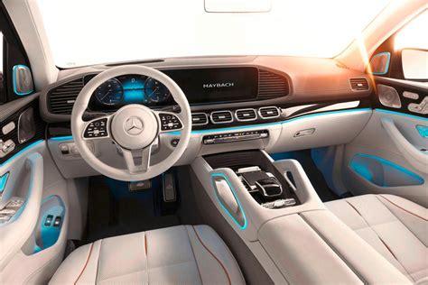 Mercedes maybach luxury sedan mercedes benz. 2021 Mercedes-Maybach GLS Interior Photos | CarBuzz