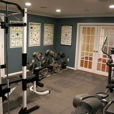 1000+ ideas about Home Gym Basement on Pinterest