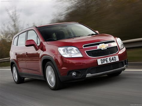 Chevrolet Orlando Picture by Chevrolet Orlando 2012 Picture 12 Of 90