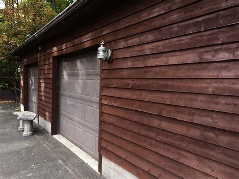 sw  yankee barn sherwin williams   stain colors garage doors exterior