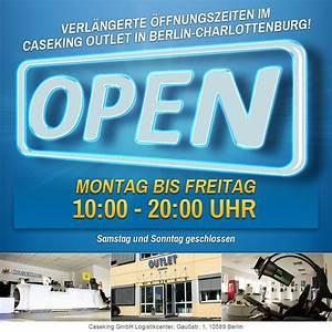 Verkaufsoffener Sonntag Outlet Berlin : neue ffnungszeiten beim caseking outlet store in berl ~ A.2002-acura-tl-radio.info Haus und Dekorationen