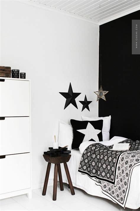 chambre noir et blanc chambres enfant blanches avec des touches de couleurs design