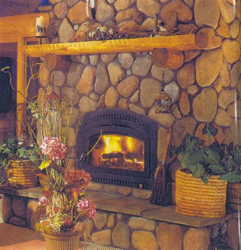 river rock fireplace expert knowlodge lanscape pictures of landscaping using