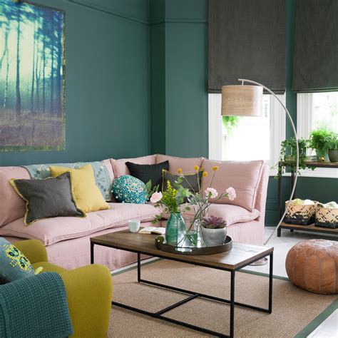 living room decor trends  follow   ideal home