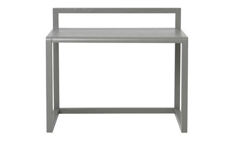 bureau 70 cm bureau enfant architect bois l 70 cm gris