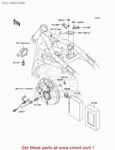 Kawasaki 2001 Vn1500-r1 Vulcan 1500 Drifter Fuel Injection