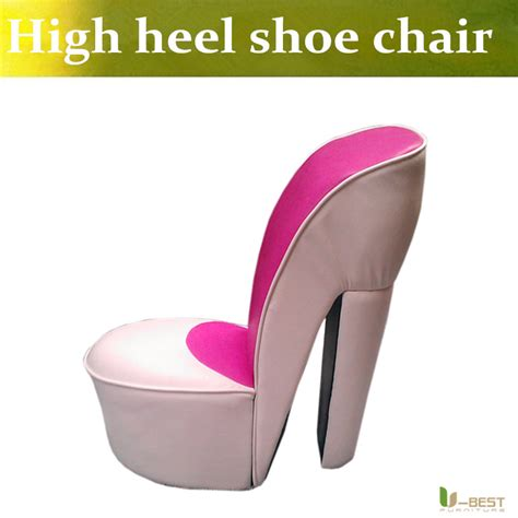 online get cheap high heel shoe chair aliexpress com