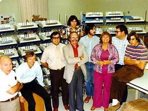 Pictures Of Apple's First Employees - Business Insider