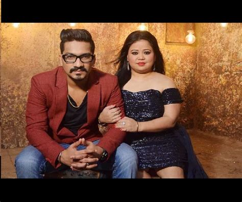 NCB arrests comedian Bharti Singh, husband Haarsh ...