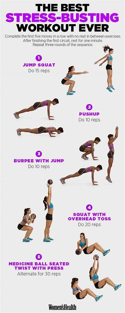 Workout Hiit Workouts Fat Intensity Circuit Exercises