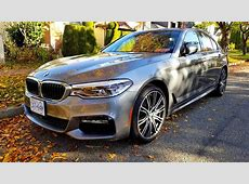 New BMW 5 Series ReviewDISAPPOINTING DESIGN YouTube