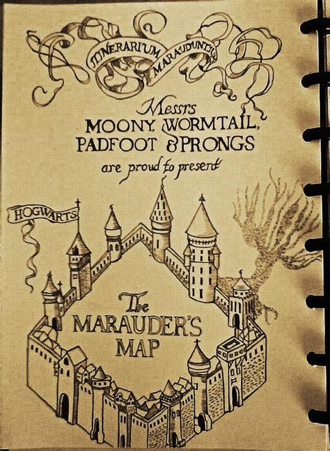 Images Of Marauders Map Live Wallpaper Golfclub