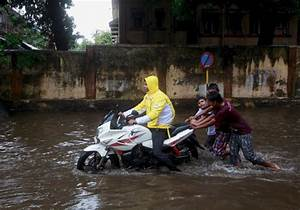 PHOTOS: Mumbai received 10 days worth of rain in 24 hours ...