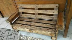 faire un banc en palette avec comment fabriquer un banc de With fabriquer un banc de jardin en bois