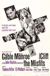 Julie Reviews Clark Gable's The Misfits (1961)
