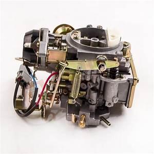 Carburetor Carb Fit Nissan 720 Pickup 2 4l Z24 Engine 1983