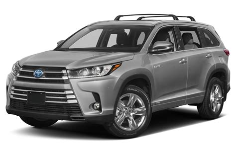 suv toyota 2017 toyota highlander hybrid price photos reviews