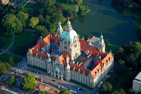 be hannover neues rathaus hannover