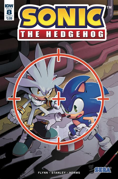 idw sonic  hedgehog issue  sonic news network