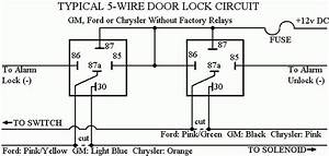 2005 Gmc Sierra Power Door Lock Wire Diagram   44 Wiring