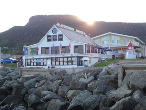 la maison du p 234 cheur perc 233 aout 2014 picture of restaurant la maison pecheur perce