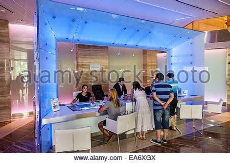 miami florida intercontinental hotel lobby front desk