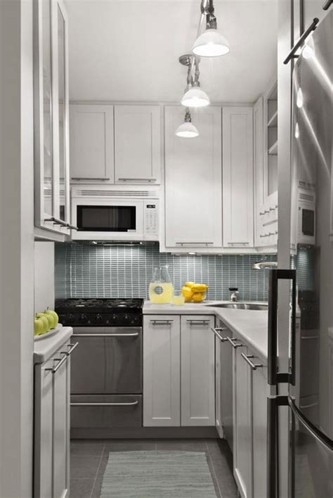 22 Jaw-dropping Small Kitchen Designs