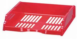 q connect letter tray plastic red ebuyer With red plastic letter tray