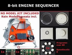 Space Pod Light Kit  New