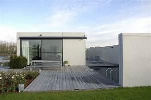 beau solide et creatif With maison en beton coule