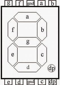 Interfacing 4 4 Button Key Pad To A Seven Segment Display