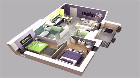 simple modern house floor plans   description youtube