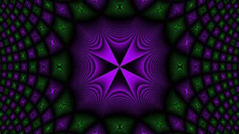 Purple Green Design HD Trippy Wallpapers | HD Wallpapers ...