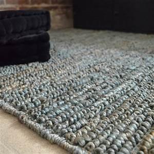 tapis naturel alizee salon salle a manger 100 jute With tapis salon naturel