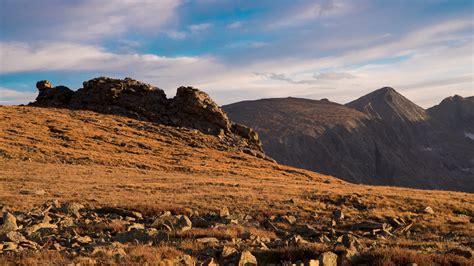 hd wallpaper stone mountains sky