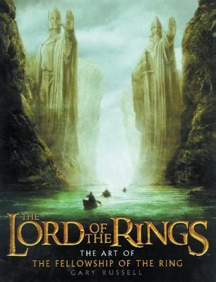 lord   rings  art   fellowship   ring  gary russell