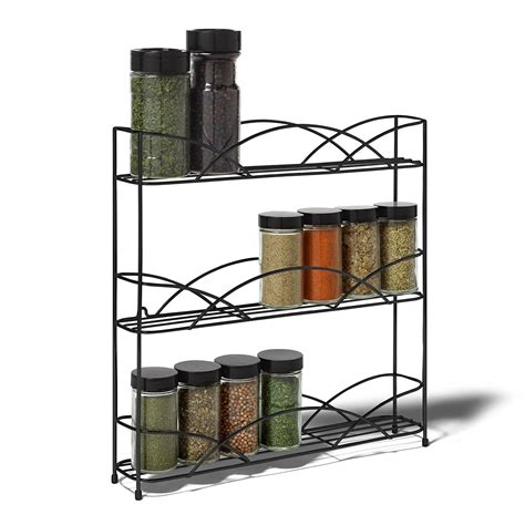 Wall Spice Holder by Kitchen Alluring Wall Mount Spice Rack For Your Kitchen