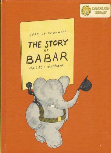 the story of babar babar books random house jean de 121 | e5a4baefc0ee3f84ae83989d268ece11 little elephant children stories