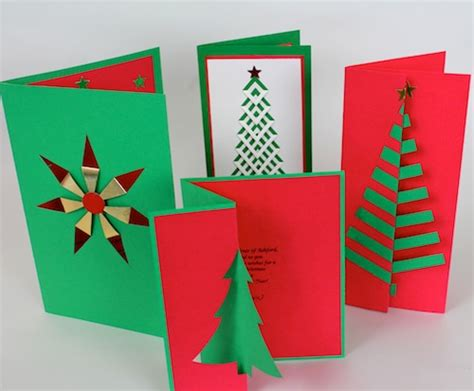 Make Your Own Christmas Cards!  Birth Of A Notion Birth