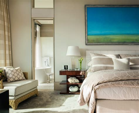 Truro Beach House Master Bedroom  Beach Style Bedroom