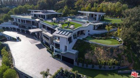 Bel Air Mega Mansion 25000 Sq Ft by Dan Bilzerian Leases A Bel Air Mega Mansion Yolanda S