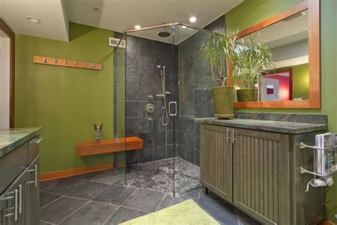lime green bathroom designs ideas design trends