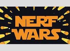 1118 Nerf Wars w NerfGeneseo 9pm Knight Spot