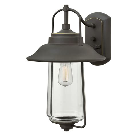 belden place large outdoor wall sconce by hinkley lighting