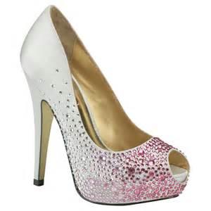 fuschia wedding shoes benjamin shoes bridal accessories