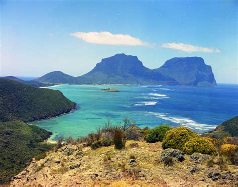 Flying Boat To Lord Howe Island by Lord Howe Island By Flying Boat A Golden Age In Colour
