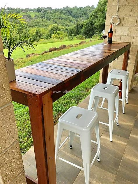 patio table top ideas some diy pallet ideas you will like to follow pallet ideas