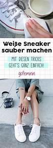 Weiße Fugen Reinigen : wei e turnschuhe reinigen mit diesen 4 genialen tricks sehen eure sneaker wieder aus wie neu ~ Orissabook.com Haus und Dekorationen