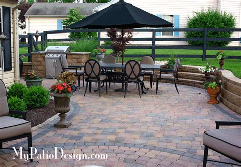 patio designs pictures fabulous seating wall ideas for your patio mypatiodesign com