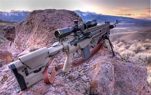 Sniper Rifle Wallpaper HD 49431 1920x1200 px ...